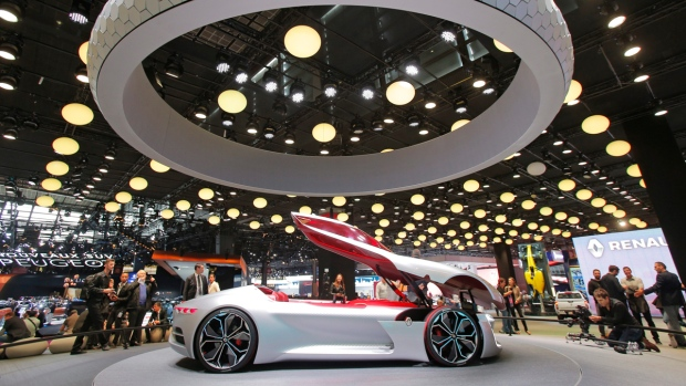 The five most spectacular concept cars at the 2016 Paris Motor show ...