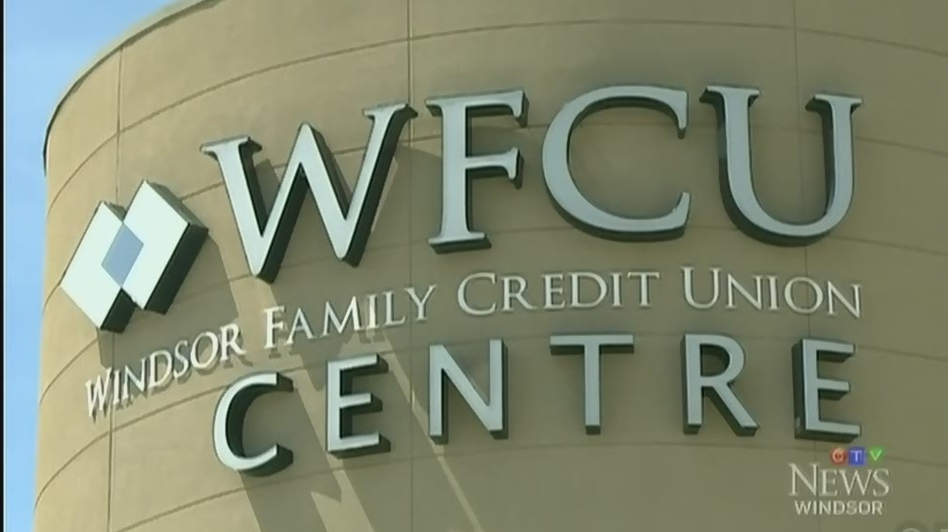 Council approved a facelift for the WFCU Centre in Windsor, Ont, on Monday, October 3, 2016. (CTV Windsor)