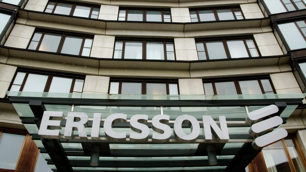 Ericsson Group headquarters in Kista, Sweden
