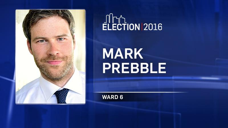 Mark Prebble