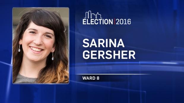 Sarina Gersher