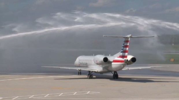 Final American Airlines Flight Takes Off From Region Of