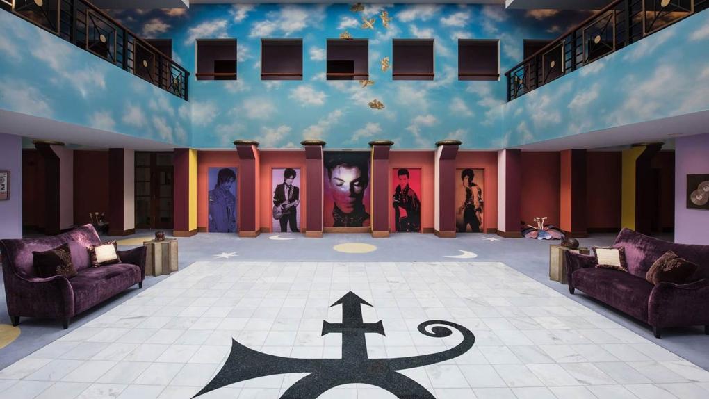 Prince's Paisley Park public tour