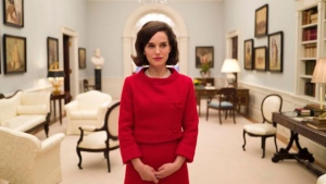 "The first trailer for Natalie Portman's ""Jackie"" provides a sneak peek at the film which chronicles the days following the assassination of John. F. Kennedy."