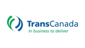 The corporate logo of TransCanada Corp. is shown. (THE CANADIAN PRESS/HO)