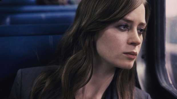 In this image released by Universal Pictures, Emily Blunt appears in a scene from 'The Girl on the Train.' (DreamWorks Pictures/Universal Pictures via AP)