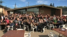 'Thank you, CTV!': Luseland sends us off in style