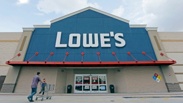 Lowe's to close 34 'underperforming' stores in Canada
