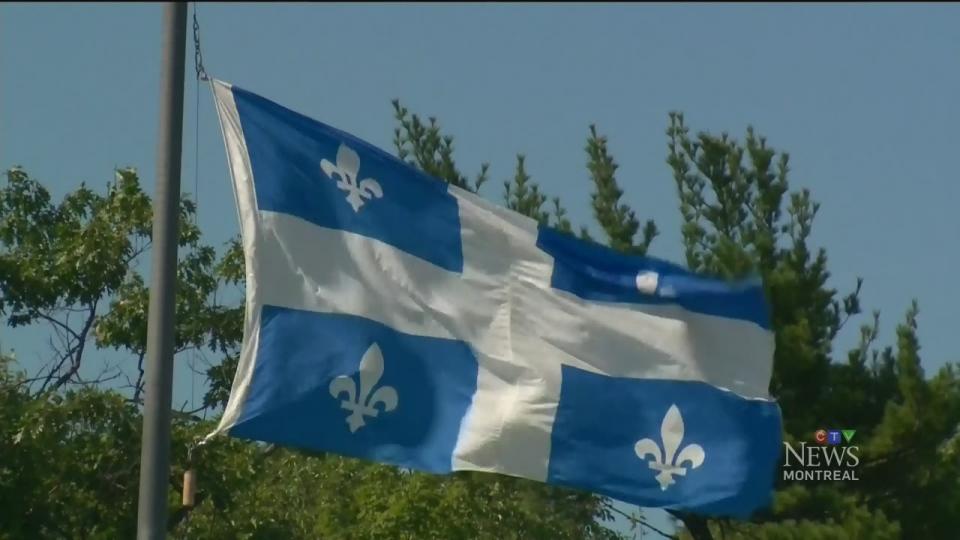 Quebec Flag generic