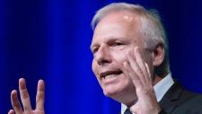 Parti Quebecois leadership candidate Jean-Francois