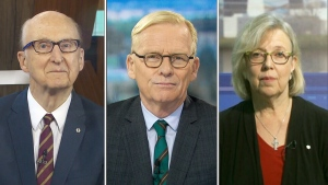 CTV QP: 'RCMP didn't understand:' Elizabeth May