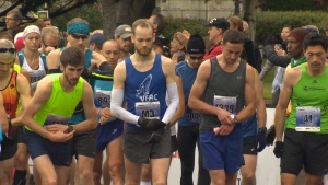 Thousands of people from all over the world are expected to compete in this year's 40th annual GoodLife Fitness Victoria Marathon (CTV News)