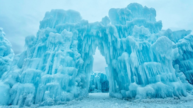 Ice Castle Coming Back To Hawrelak Park Ctv News