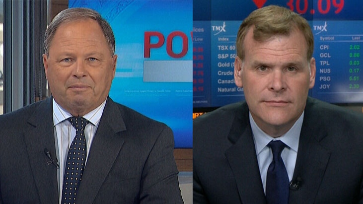 Former foreign affairs minister John Baird, in an interview on CTV's Power Play on Oct. 11, defended Canada's health-care system after U.S. Republican presidential nominee Donald Trump called it catastrophic.