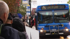 "The British Columbia government faces a ""balancing act"" in dealing with labour disputes among public-sector unions representing bus drivers in Metro Vancouver, teachers around the province, support staff on Vancouver Island and faculty members at a university in the north, a labour expert says. (File photo)"