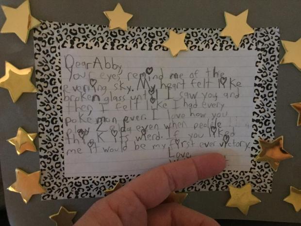 viral love letter