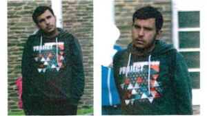 In this photo provided by police Sachsen shows Syrian 22-year-old Jaber Albakr from Damascus, Syria. (Police Sachsen via AP)