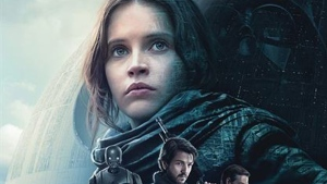The poster for Disney's 'Rogue One: A Star Wars Story' is shown. (Disney / Relaxnews)