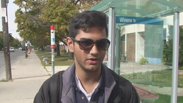 Vaughan Road Academy student Dhrumil Barot said Drake has worn the school's uniform in a Superbowl ad.