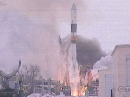 Soyuz-U rocket