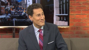 TVO journalist Steve Paikin is seen in this file photo.