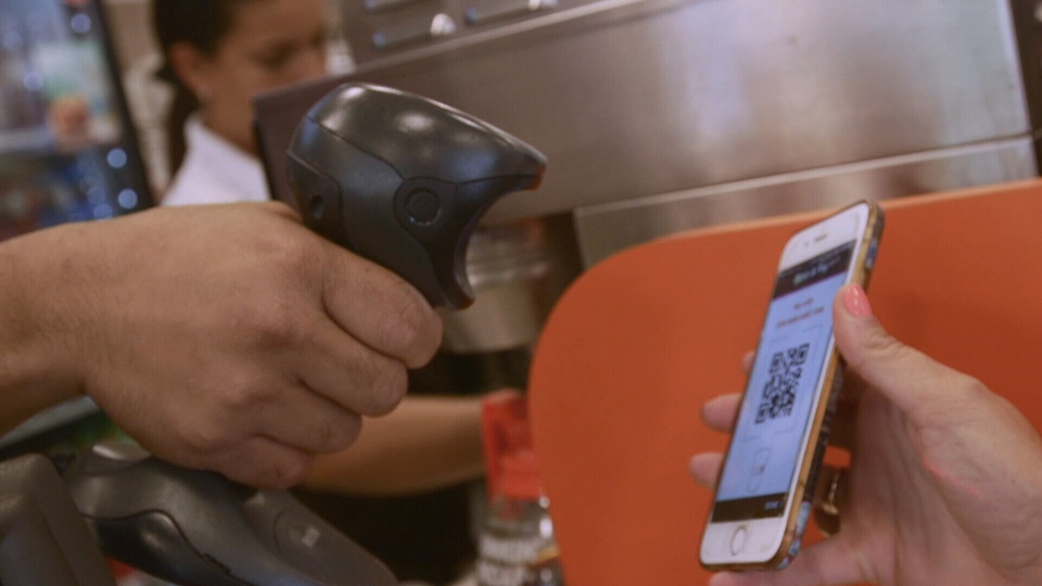 A recent survey found that 67 per cent of consumers aged 18 to 34 use digital technology to pay at the cash register.