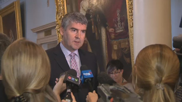 On Friday, N.S. Premier McNeil seemed to get testy with those who kept asking about his plans for carbon pricing.