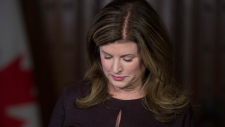 Opposition leader Rona Ambrose