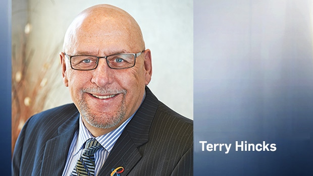 Long-time city councilor, Terry Hincks, lost his battle to cancer Friday evening.