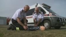 Moncton paramedics