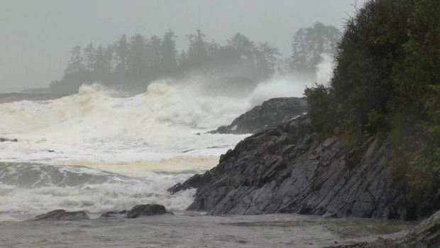 Southern Vancouver Island Weather