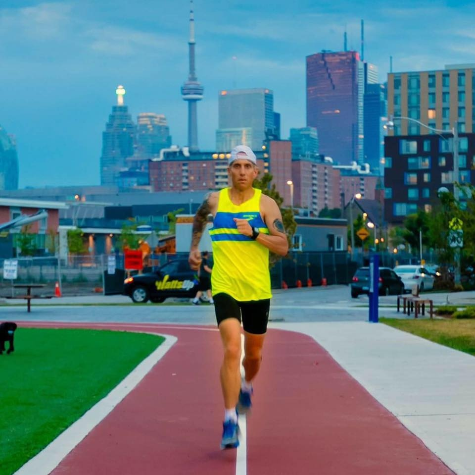 Marathon runner Jean-Paul Bedard's goal is to raise awareness about childhood sexual abuse, and let victims know they're not alone.