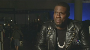 Mose at the Movies: Kevin Hart's 'What Now?'