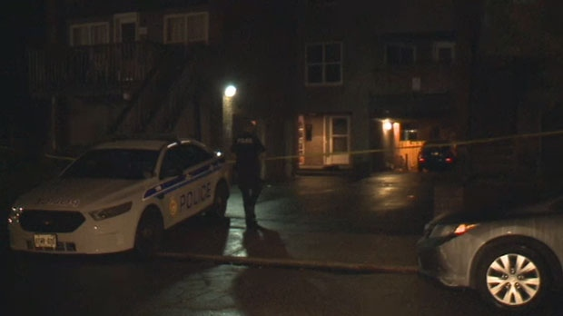 A man in his 20s was sent to hospital after A shooting at 7:45 p.m. in the area of Old St. Patrick Street and Beausoleil Drive on Sunday, Oct. 16, 2016.