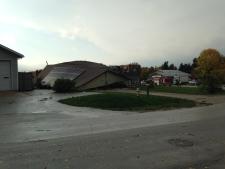 Storm damage in Collingwood