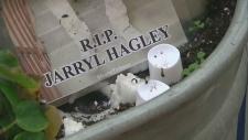 jarryl hagley