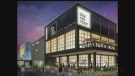 Concept drawing of the Rec Room in Edmonton. (CTV London)