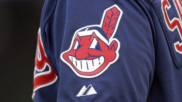 The Cleveland Indians Chief Wahoo logo