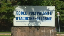 The 14 and 16-year-old boys attended Ecole Polyval