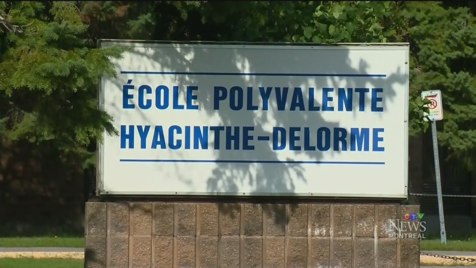 The 14 and 16-year-old boys attended Ecole Polyvalente Hyacinthe-Delorme