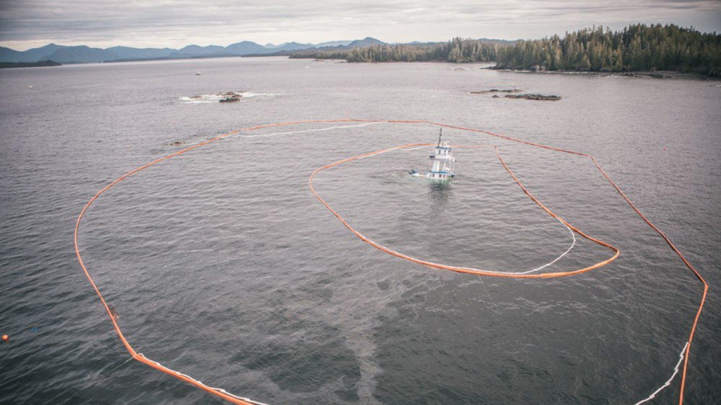U.S. firm fined $2.9M for fuel spill that soiled B.C. First Nation territory