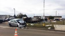 184 street crash