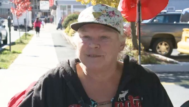 Linda Fraser has mobility issues and says her motorized scooter gives her freedom to do things on her own, like get a cup of coffee at her local Tim Hortons.