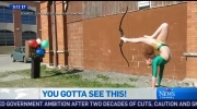 CTV News Channel: Foot archery perfection