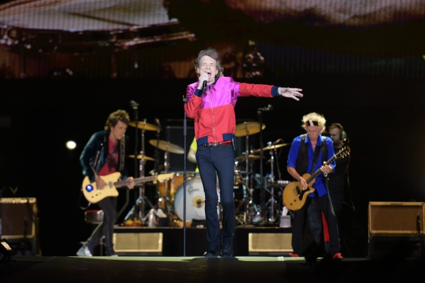 Rolling Stones cancel Las Vegas concert due to laryngitis