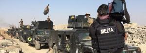 CTV News in Iraq