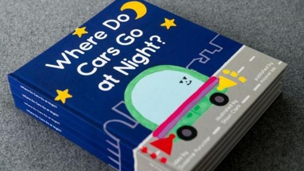 Moovel lab children's book