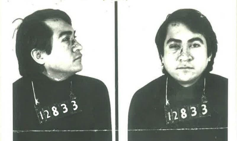The unknown man is seen in these photos taken around 1960. The photos were not taken in Canada. (Source: CBSA)