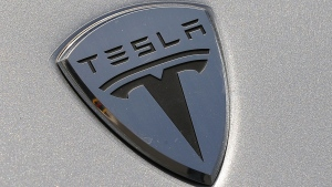 Tesla will build self-driving technology into all the electric cars it makes, it was announced this week. (Robyn Beck/AFP)