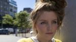 Belgian author Lize Spit (Roos Pierson / Das Mag / AFP)